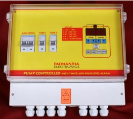 Sewerage Treatment Plant Controller